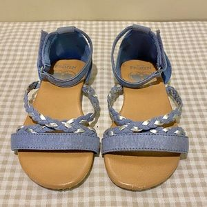 Girls Disney Frozen Sandal